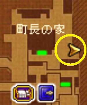 クエスト「明日への手紙」3DSの2Dモード攻略マップ